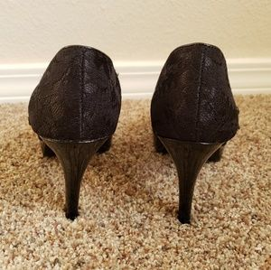 Apt. 9 Shoes - APT. 9 | Lace Heels | Black